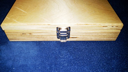 Clasp Side of Multi-Gauge Box